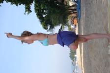 Yoga - Self Practice in Vietnam