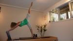 Pilates - Reformer Arabesque