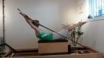 Pilates - Reformer Breast Stroke